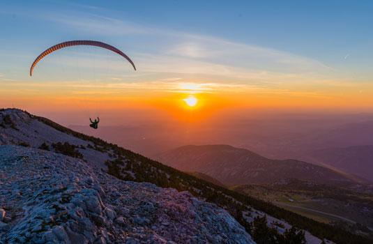 Paparente au Mont ventoux © Verneuil Teddy
