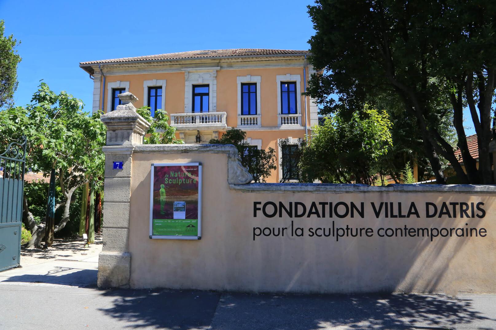 Villa Datris ©HOCQUEL A