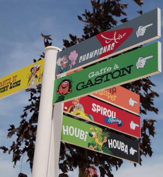 Parc Spirou à Monteux - ©ABRY H
