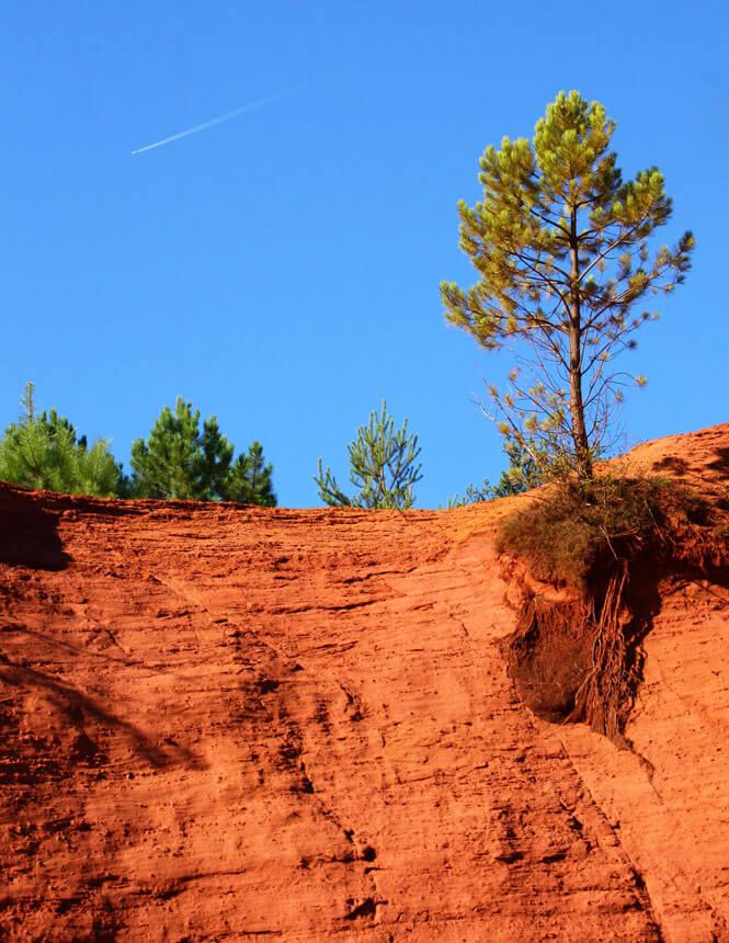 Balade au Colorado Provençal - ©HOCQUEL A