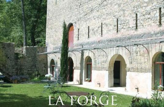 La Forge, maison d'hôtes de charme en Luberon