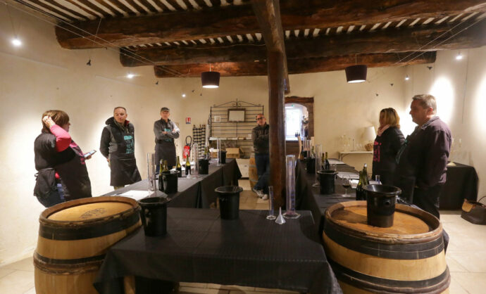 Excursions au vignoble @ Hocquel