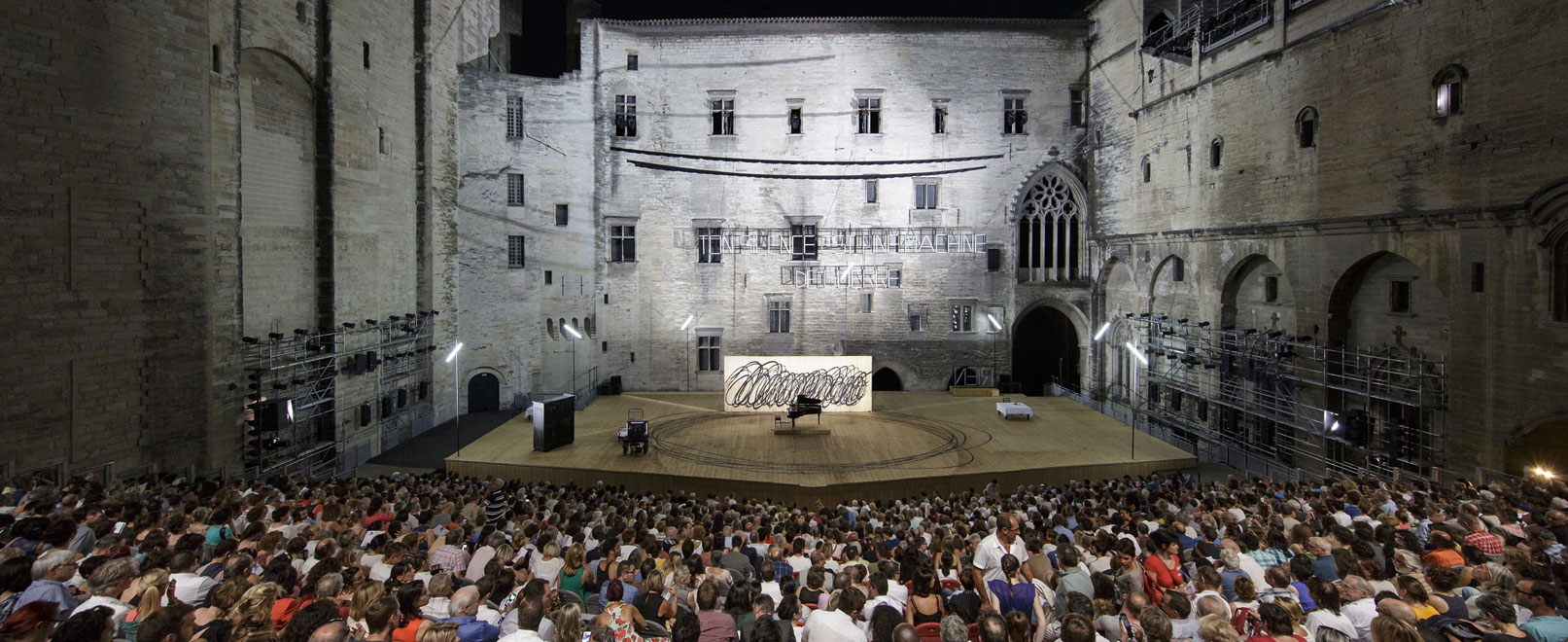 Festival d'Avignon © Raynaud de Lage