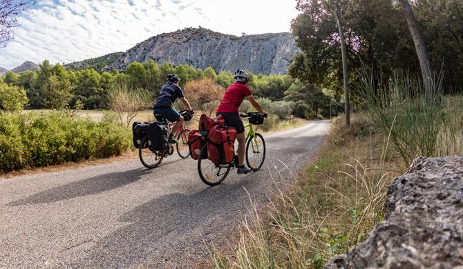 Vélo en Provence @ Rathay