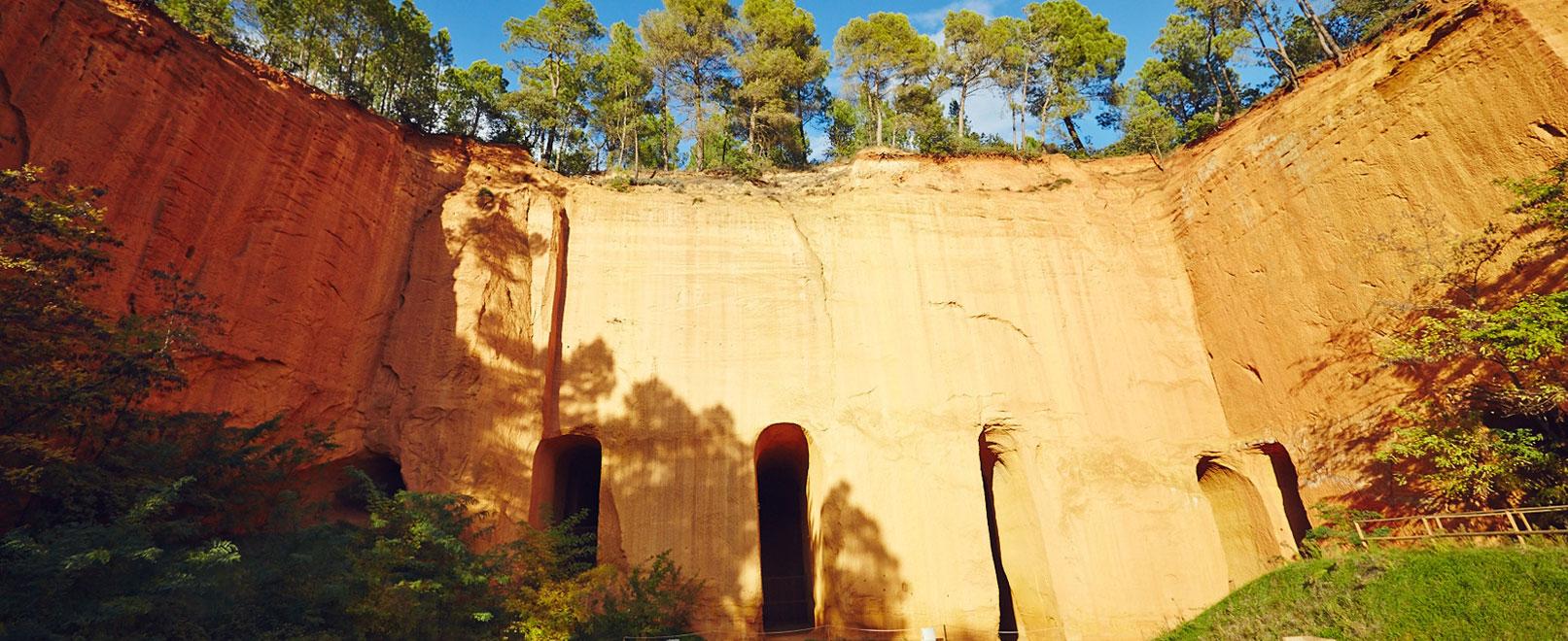 Mystère et gigantisme aux mines de Bruoux