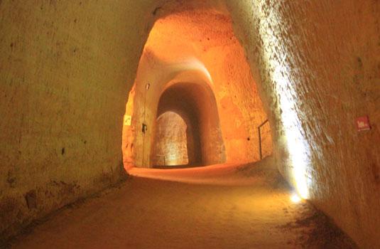 Galerie des Mines de Bruoux @ Hocquel