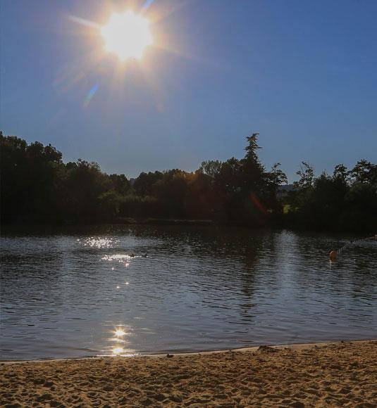 Coucher de soleil au Ventoux @ Hocquel