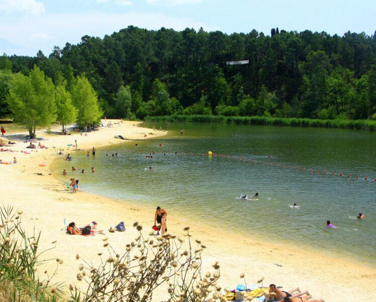Lac des Salettes au Ventoux @ Hocquel A.