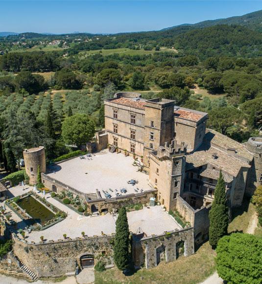 Château de Lourmarin @ AMDA