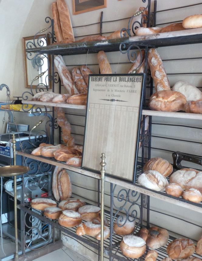 Musée de la Boulangerie @ musées départementaux du Vaucluse