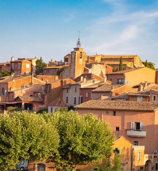 Roussillon en Luberon @ Hocquel