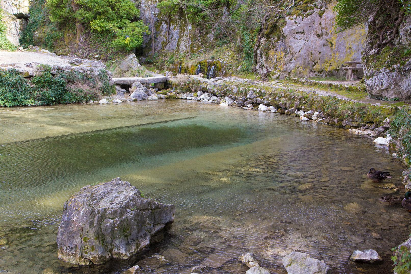 Espaces naturels au nord du mont Ventoux
