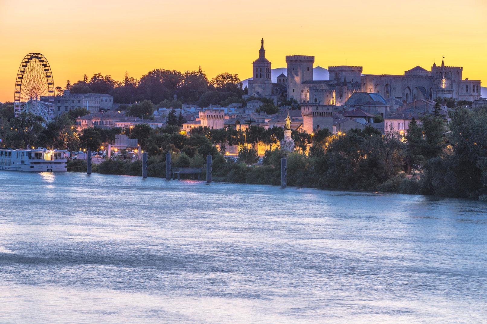 Activités fraicheur à Avignon