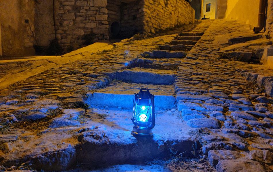 Gordes aux lanternes @ Abry