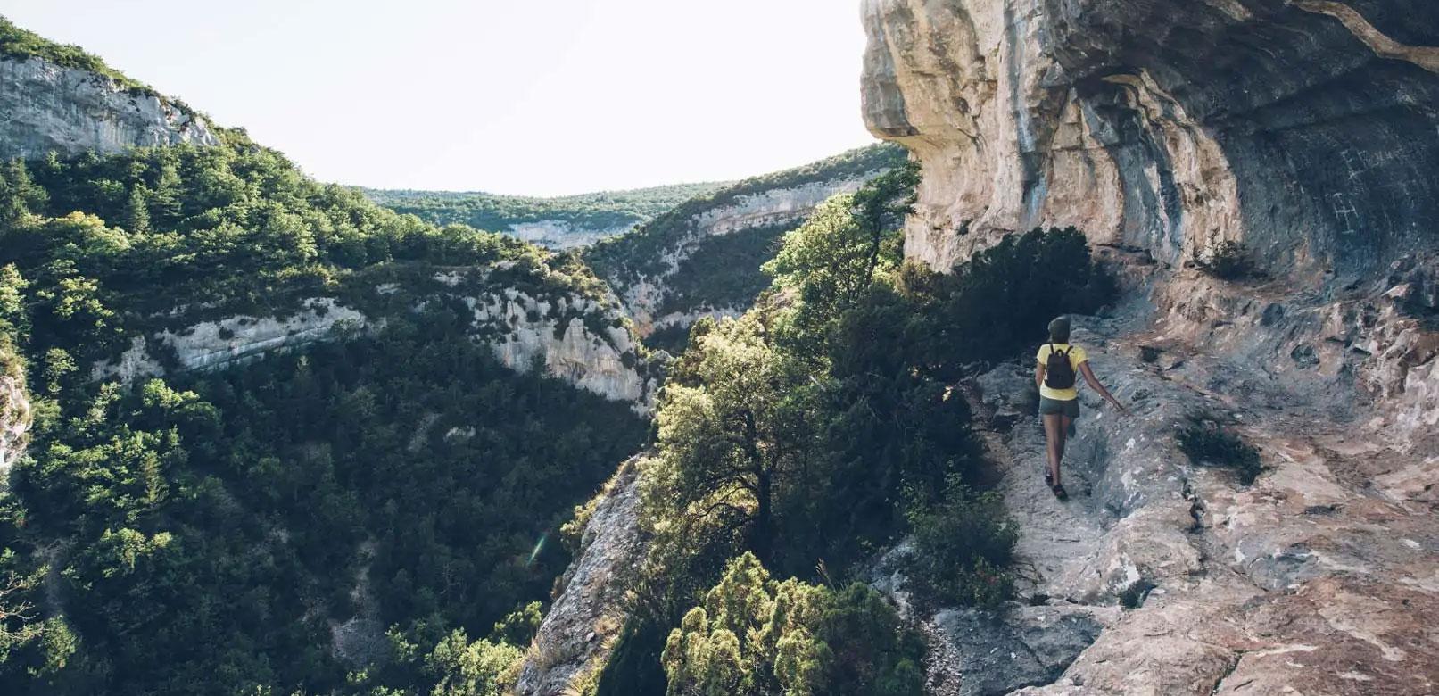 Espaces naturels sensibles entre Sud Ventoux et Monts de Vaucluse
