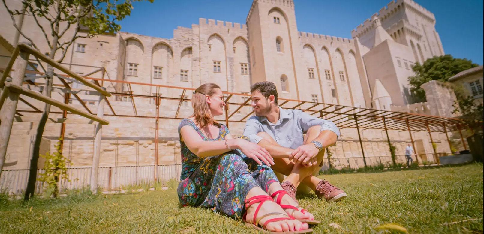Avignon en amoureux