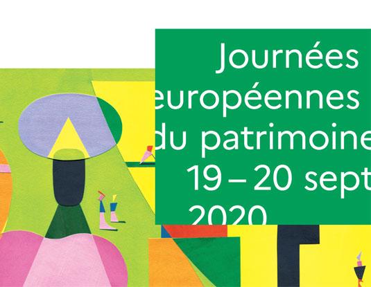 Journées européennes Patrimoine Vaucluse 2020