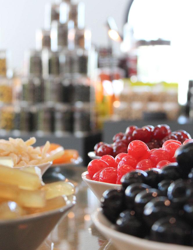 Fruits confits d'Apt