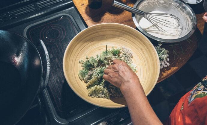 Cours de cuisine en Provence
