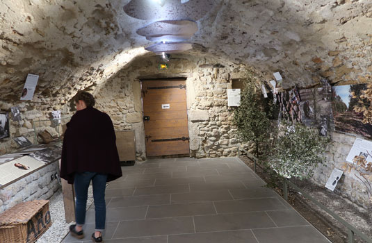 Musée de la truffe à Richerenches en Vaucluse