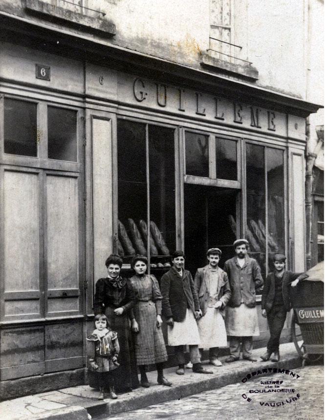 Musée de la boulangerie à Bonnieux