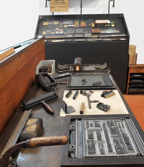 Musée du cartonnage à Valréas