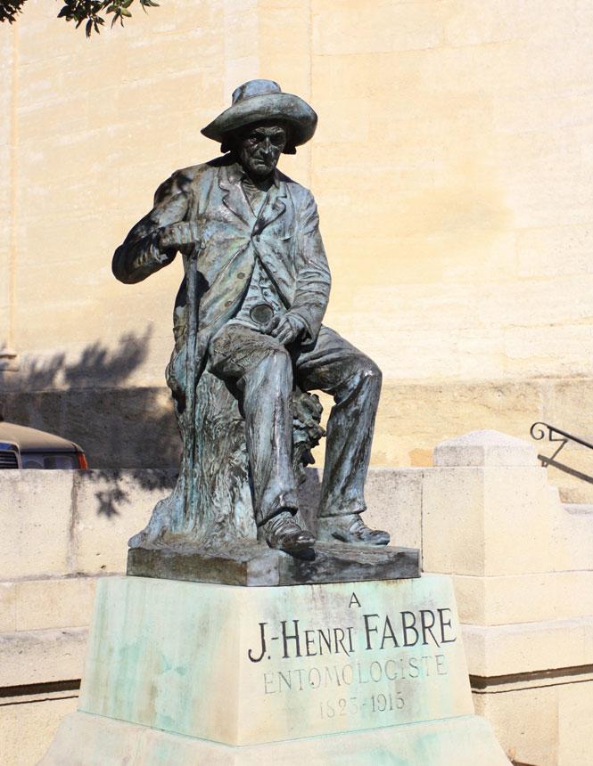 Statut Jean-Henri Fabre