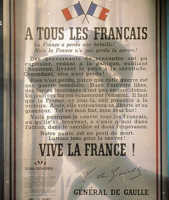 Affiche au musée d'Histoire Jean Garcin