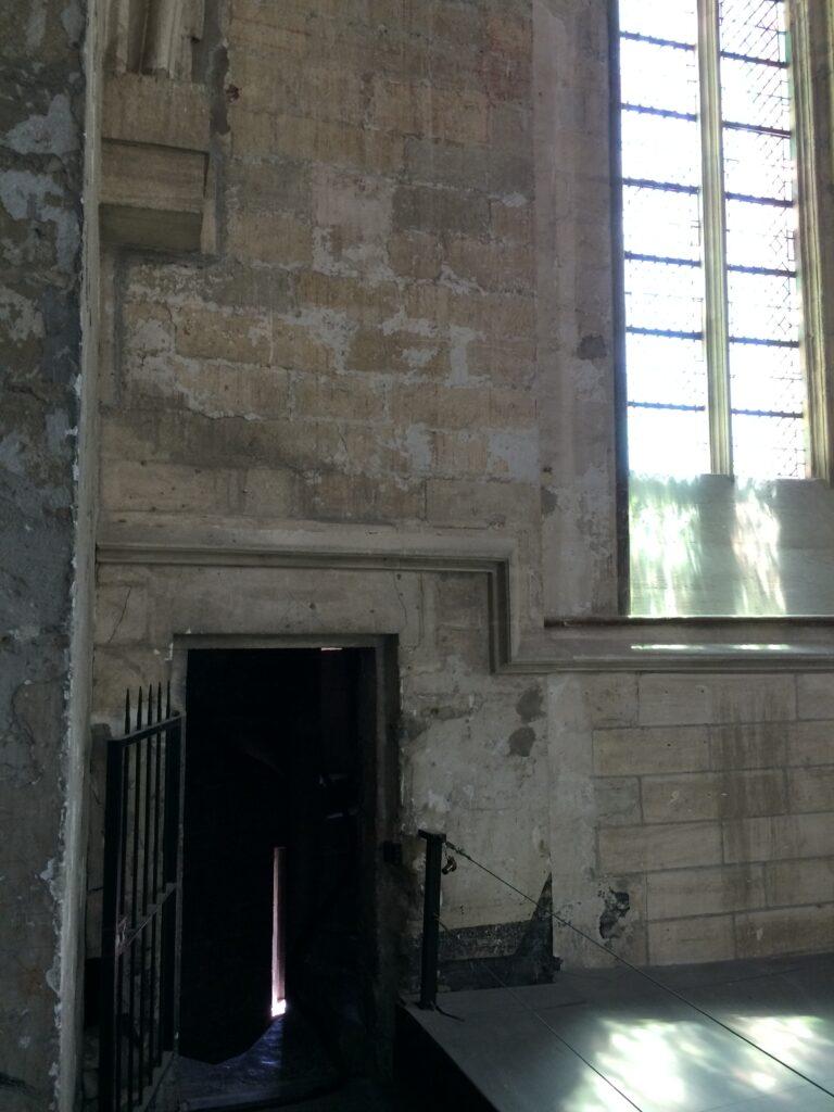 La chapelle du Pape