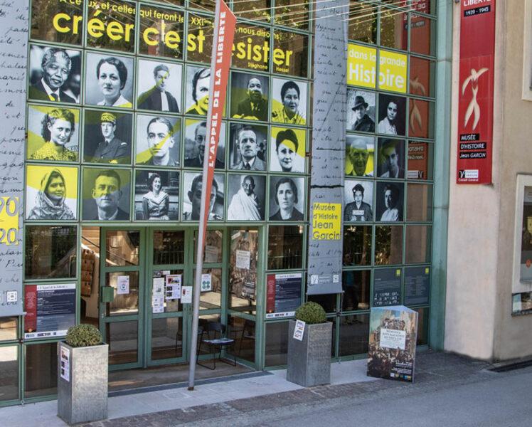 Musée d'Histoire Jean Garcin 39-45 © Hocquel
