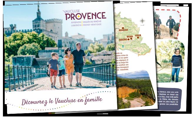 Guide du Vaucluse en famille