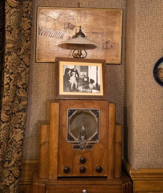 Radio de la résistance au musée d'Histoire Jean Garcin