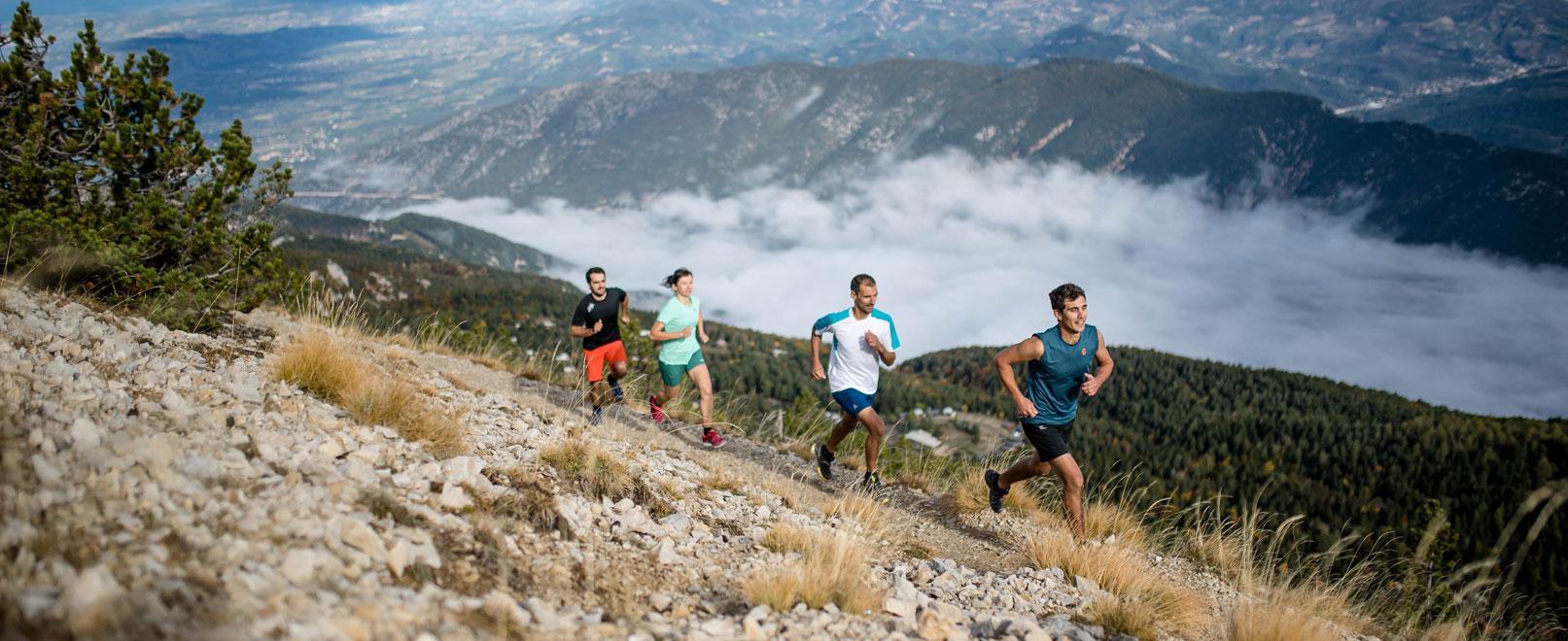 Trail au mont Ventoux © Rosso