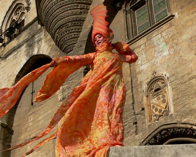 Théâtre à Avignon © Dignac